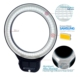 DigPro Professional Ring Light for video photo LED light for broadcast live streaming product photo o ring light for studio