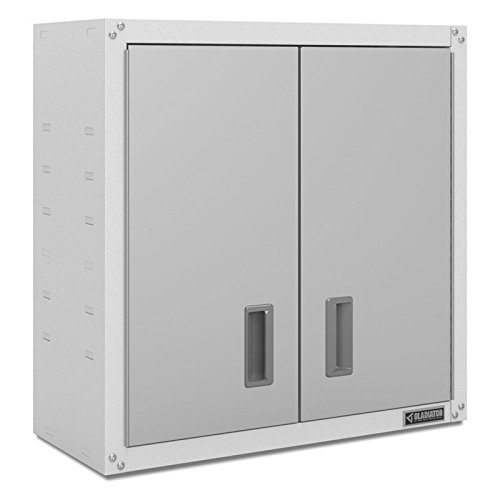 Gladiator Ready to Assemble Steel Garage Wall Cabinet