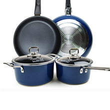 IH PORCELAIN COOKWARE SET