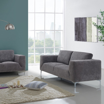 Best Selling Malaysia Made Fabric Sofa Set Model U818-gr - Buy Living Room  Sofa Product on Alibaba.com