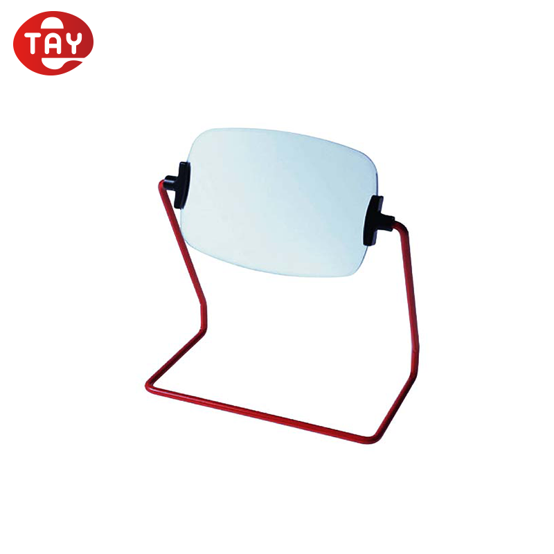 Large area reading magnifier for low vision