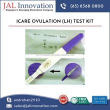 Female Ovulation Test with Medical Kit at Reasonable Price