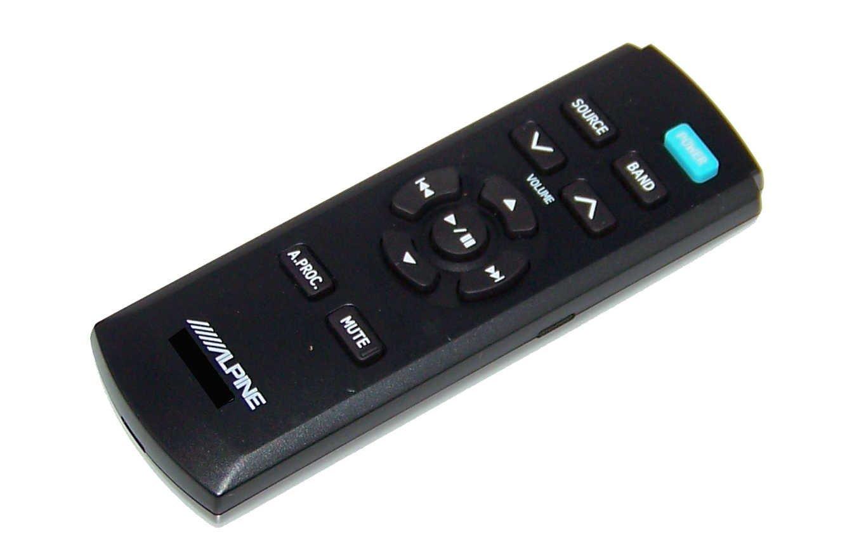Alpine Remote CDEHD138BT CDEHD148BT CDEHD149BT CDESXM145BT CDEW235BT CDM7829 CDM7857 CDM7861