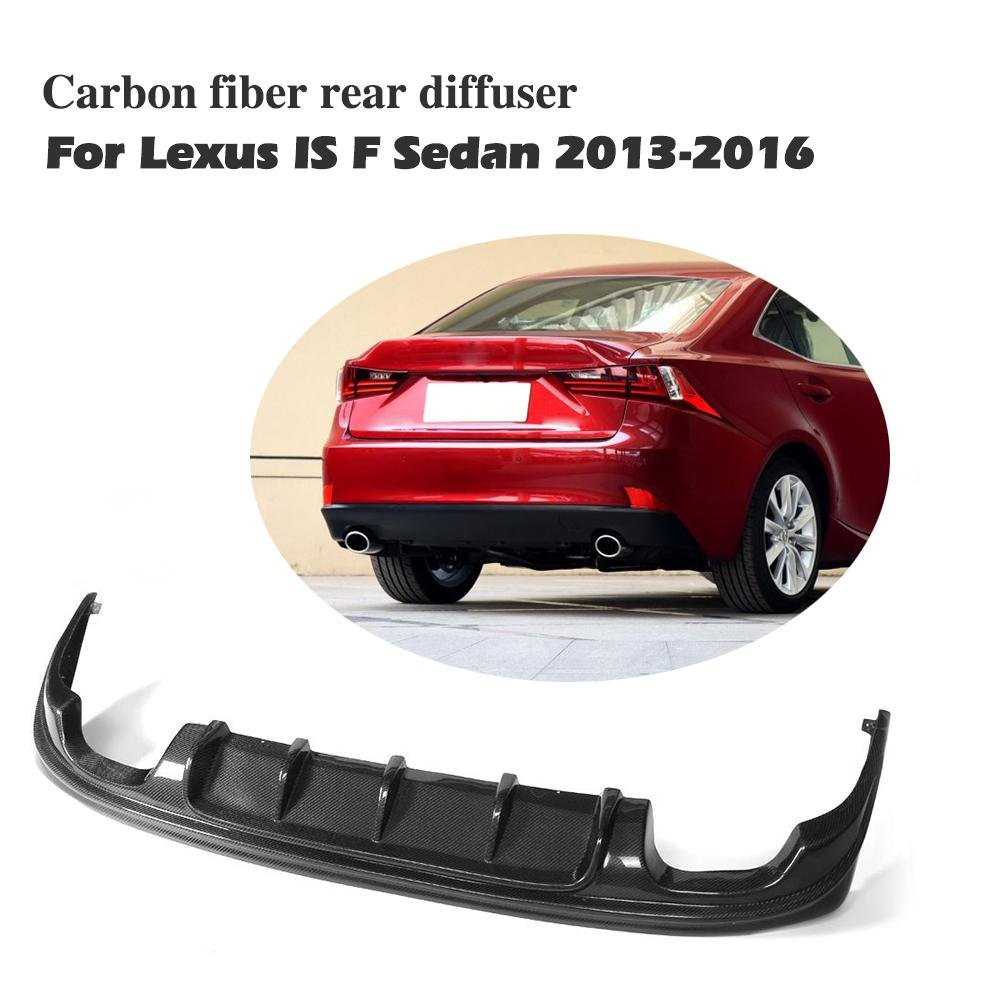 NEW 2014 2016 LOWER VALANCE REAR FOR LEXUS IS200T IS250 IS300 IS350 LX1195100