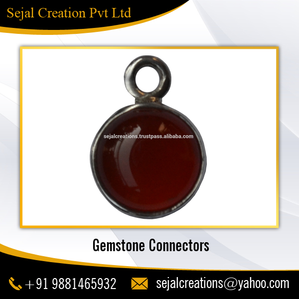 Ready Stock Sterling Silver Gemstone Connector Wholesale Supplier