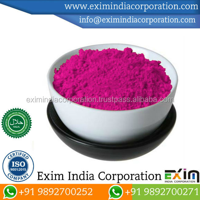 Food Coloring Powder Cherry Pink Food Colour / E127 Food Color - Buy ...