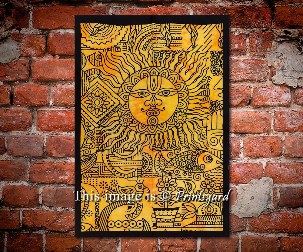 Luxury Big Sun Wall Decor Elaboration - Wall Art Collections ...
