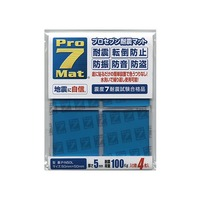 Proseven Earthquake Proof Self Adhesive PU Gel Pads for Cabinet (Made in Japan)
