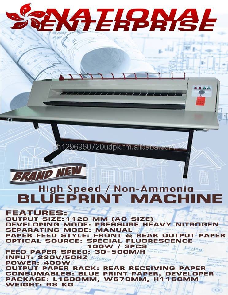 High speed blueprint machine non ammonia buy blue print high speed blueprint machine non ammonia buy blue print product on alibaba malvernweather Gallery