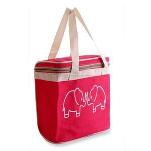 505e23b19a27 Lunch Jute Bags