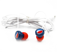 166 Advertising Earphones With Custom Logo Disposable Earphone Airline Disposable Earbuds