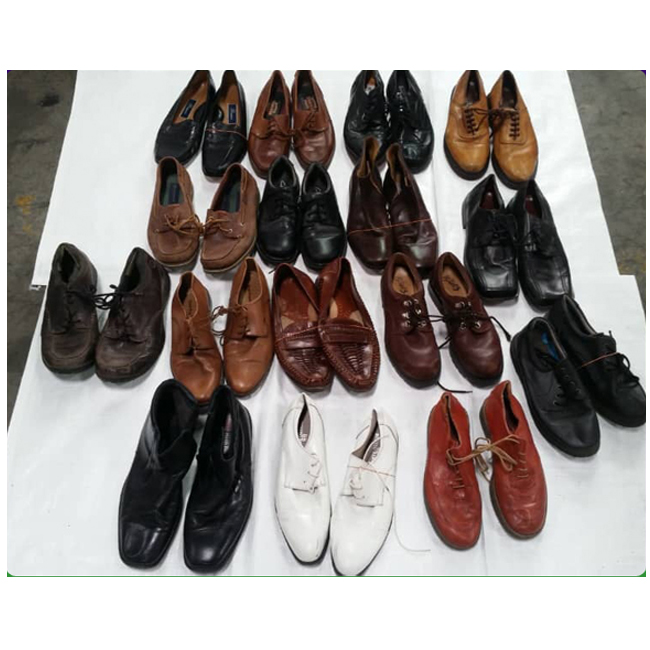 Finest Quality Used Formal/leather
