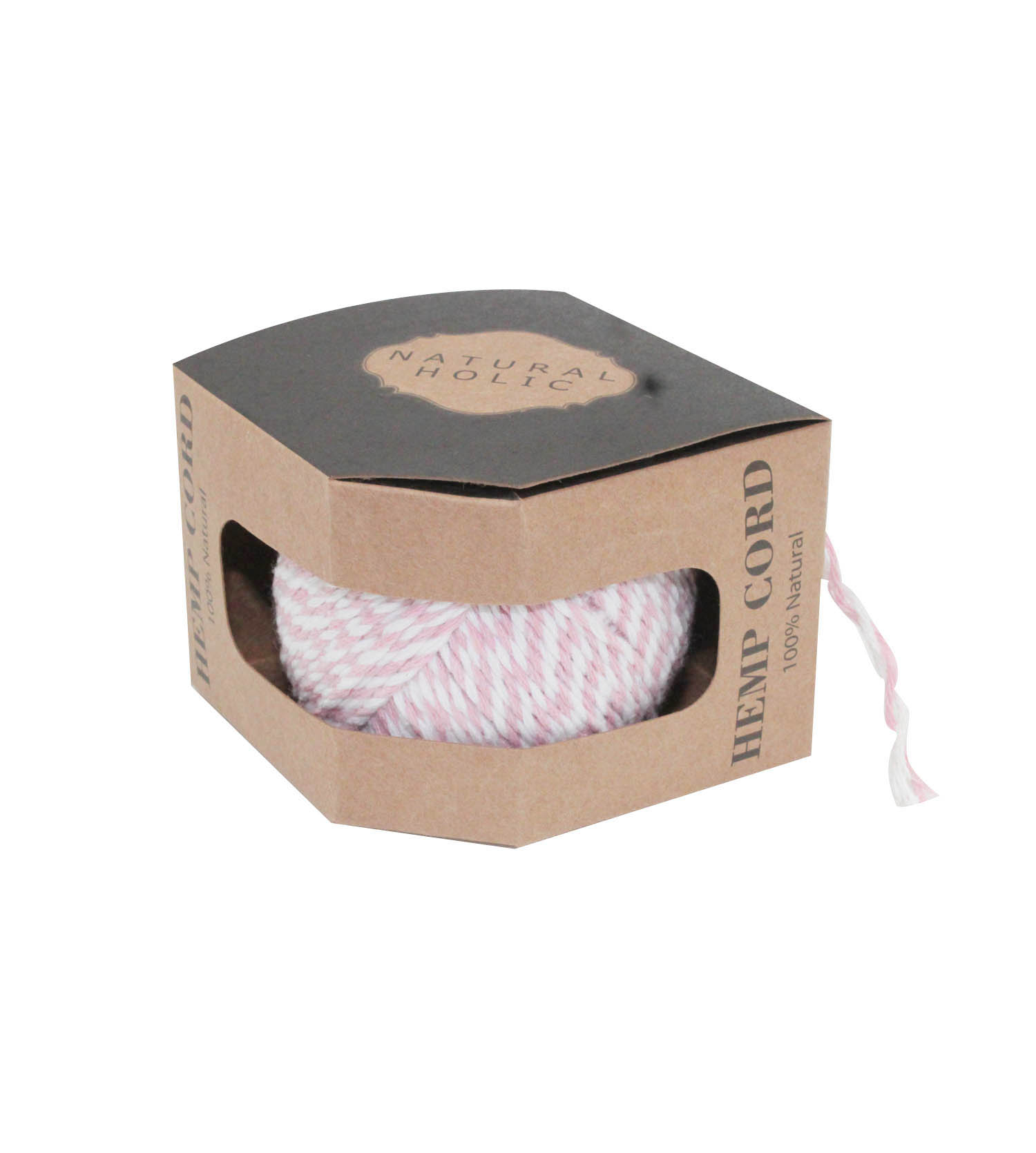 1.5MM 45Yards Boxed Cotton Bakers Twine Macrame cord, Natural cord