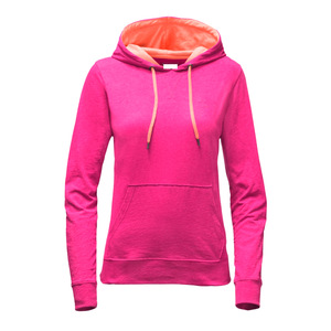 Plain pink color hoodie new style from Bangladeshi Factory