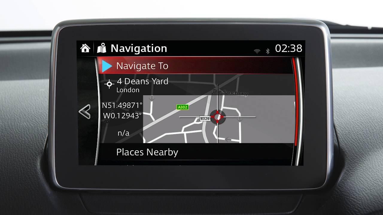 Get Quotations Latest 2016 2017 Mazda3 Mazda6 Cx3 Cx5 Cx9 Mx5 Navigation Sd Card Bhp1 66 Ez1f Usa