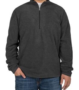 winter outdoor men polar fleece sport zip jacket