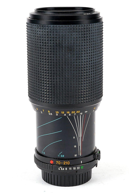 ProOptic Dedicated Lens Hood for Nikon 70-210mm f//4 /& 75-300mm f//4.5-5.6 Lens Hn-24
