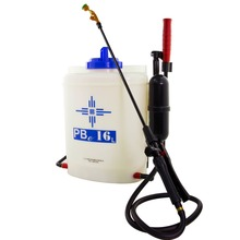 Hot Selling PB Brand Manual Knapsack Sprayer in Malaysia Cross Mark for Agriculture Pesticide Herbicide Spray