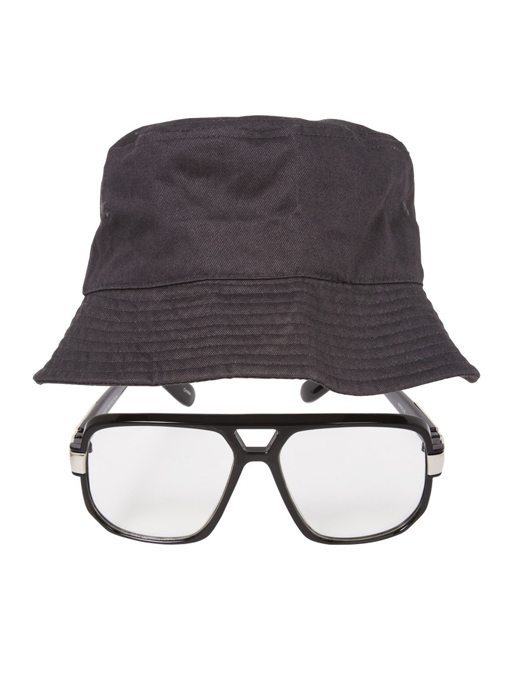 0f3e79d324e5 Get Quotations · Gravity Trading 80s 90s Hip-Hop Costume Kit (Bucket Hat +  Old School