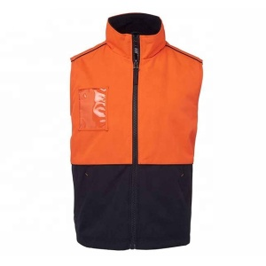 Bulk Rate Working Vest Factory Price Work Wear Vests