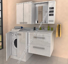 Genial Washing Machine Cabinet, Washing Machine Cabinet Suppliers And  Manufacturers At Alibaba.com