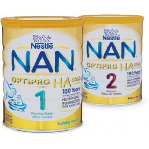 Premium Nestle Nan optipro gold baby formula 900g---all stages for sale