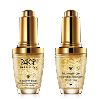 24K Gold Face Serum Moisturizer Essence for Anti Aging