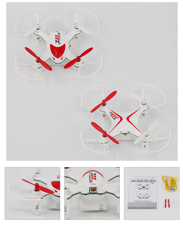 kids toy hd camera rc micro quadcopter with 6 axis gyro