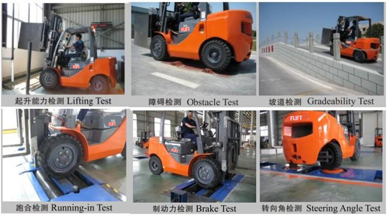 china supplier 3 ton diesel forklift for sale mini truck made in china