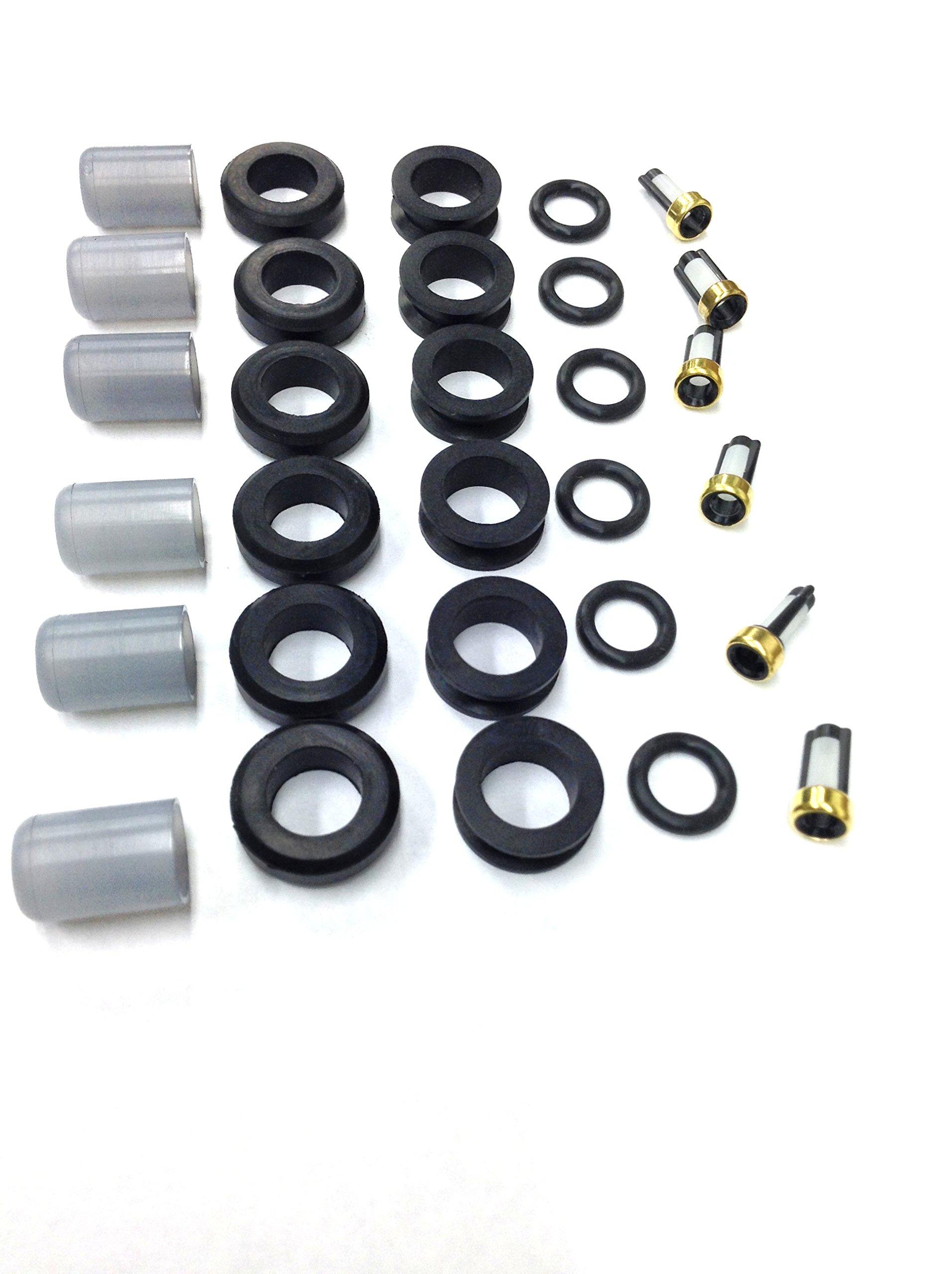 1 Pack UREMCO 12-4 Fuel Injector Seal Kit
