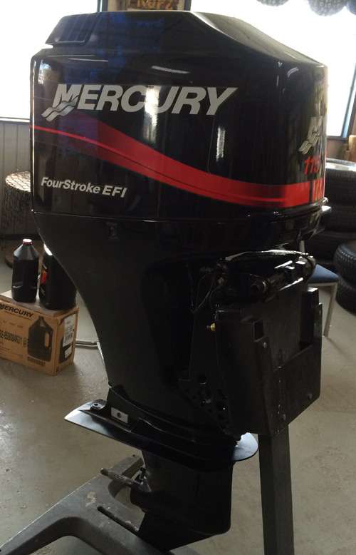 Used Mercury 115hp 4-stroke Outboard Engine - Buy Outboard Engine,Outboard  Motors Product on Alibaba com