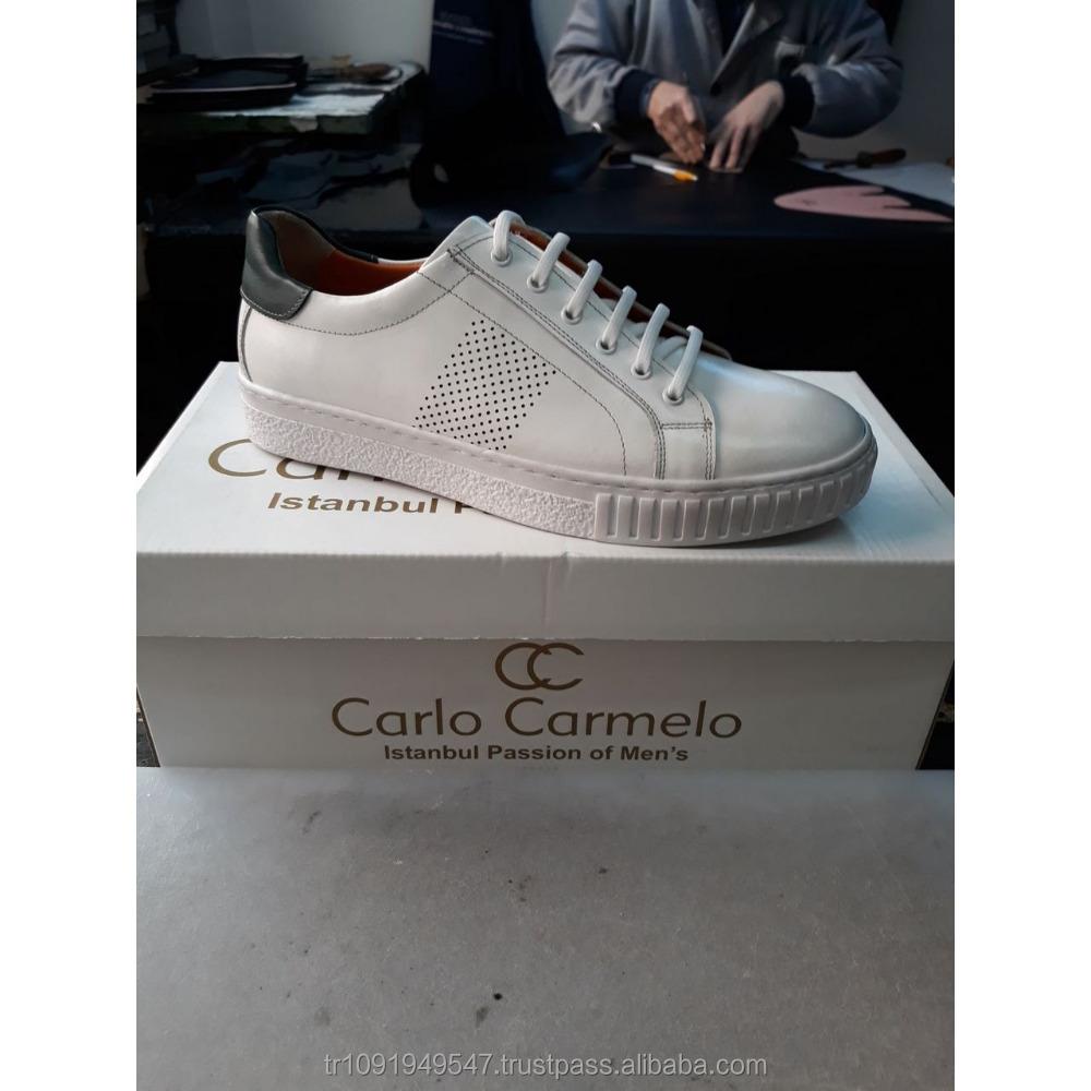 Made Sneaker Best Colour Style in Men Turkey Leather Double Oualty Africa nwqaTYgS