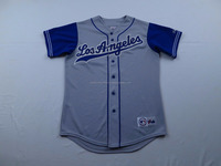 Baseball jersey in contrast color/Simple stylish baseball jersey in contrast color