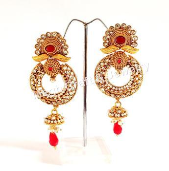 Victorian Chandelier Earrings Designer Imitation Jewelry Whole
