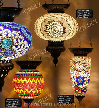 Mosaic Lamps Turkish Lamp Gl Moroccan Product On Alibaba