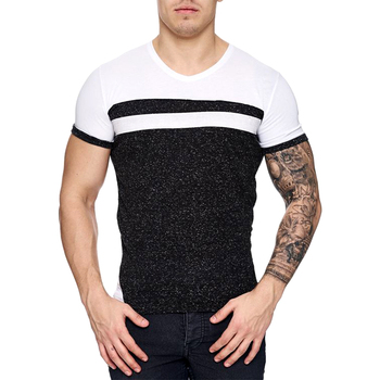 Wholesale High Quality Fashion Clothes Blank T shirt Gym T shirt for men