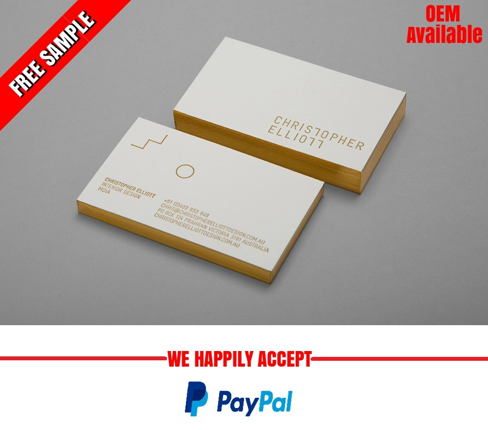 Metallic Finish Business Cards, Metallic Finish Business Cards ...