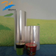 Pof shrink film/PE clear heat shrink plastic film roll for packing