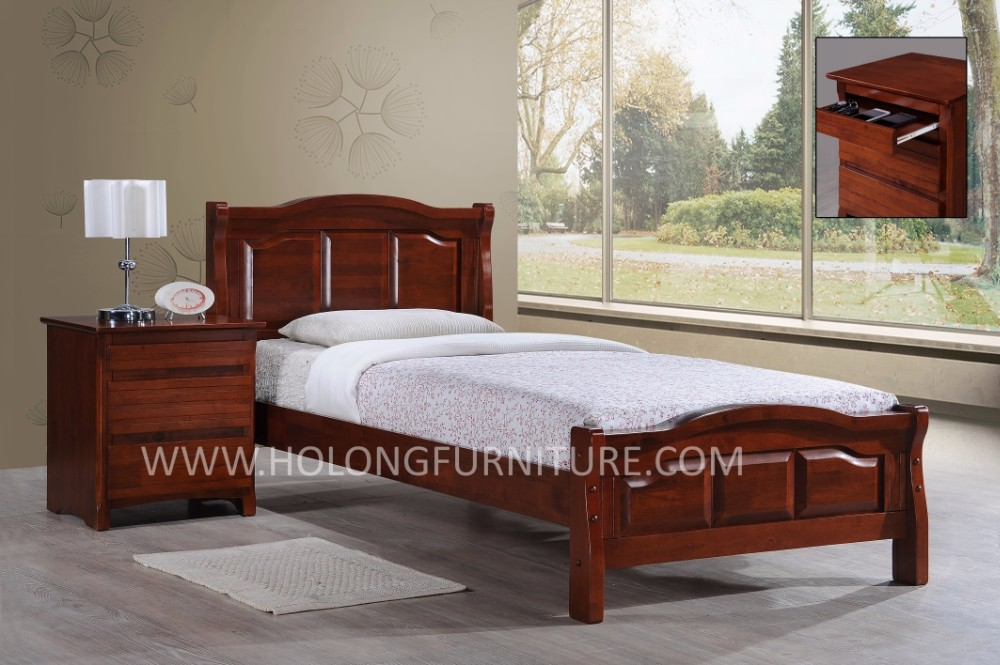 Classic Spencer Solid Wood Bed Frame Buy Solid Wood Malaysian