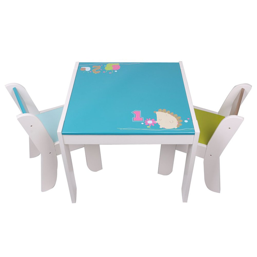 Buy Labebe Wooden Activity Table Chair Set Blue Hedgehog Toddler Table For 1 5 Years Baby Table Toy Table Baby Room Table Learning Table Cover Kid Bedroom Furniture Child Furniture Set Kid Desk Chair In Cheap Price On Alibaba Com