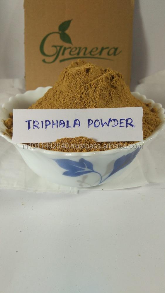 ISO Certified EU Standard Triphala Powder