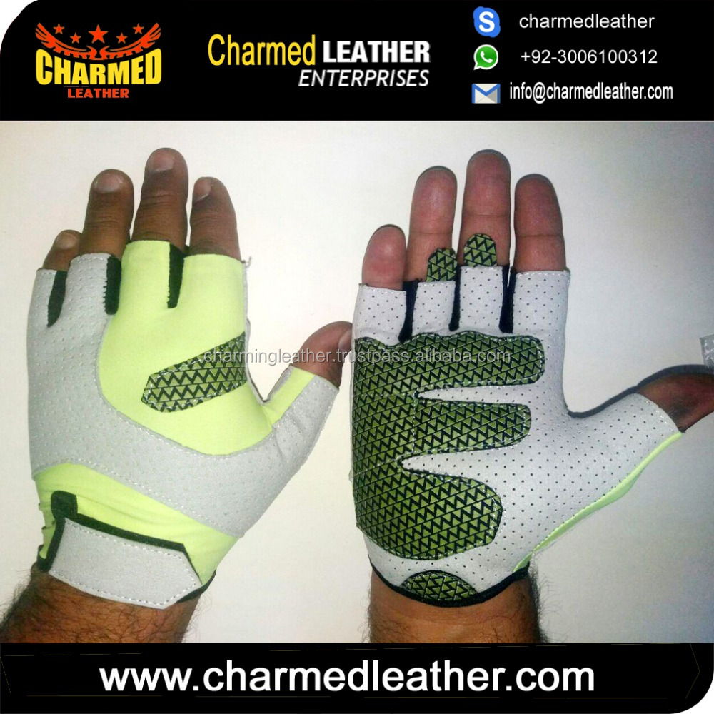 Top quality cycling outdoors training gloves/unisex lightening cylcing gloves