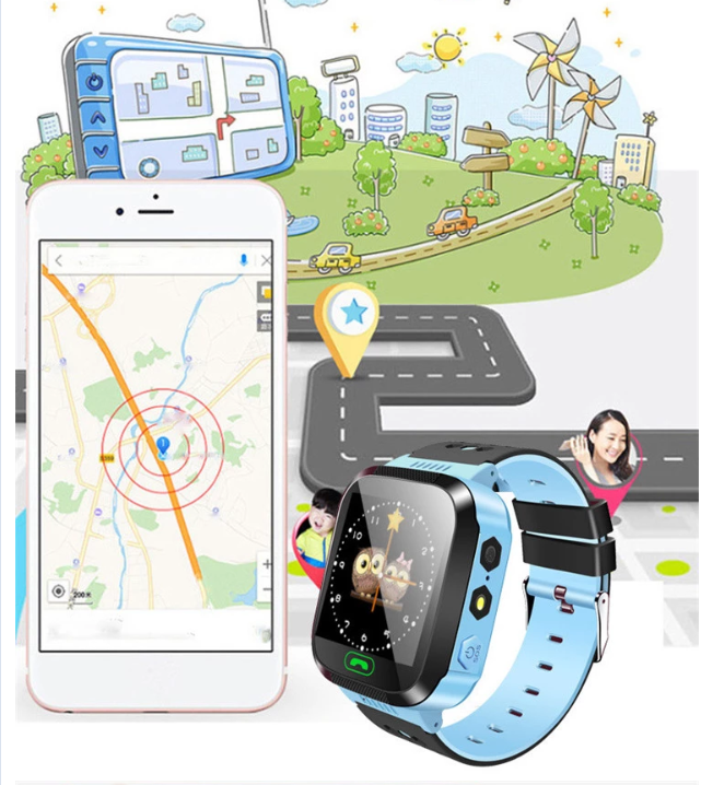 2018 Hot Selling Kids G36 GPS Smart Watch With SIM Card