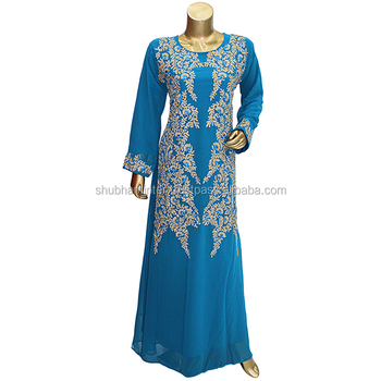 d117620af30c Indian Chiffon Kaftan - Buy Indian Silk Kaftan,Indian Modern Style ...