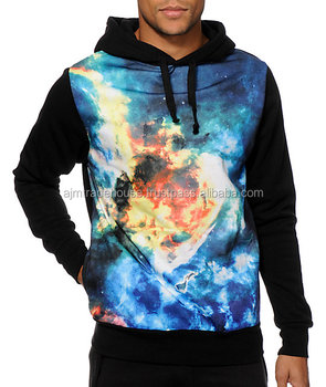 100% Polyester Wholesale Custom Sublimation Hoodie ba8ed14be940