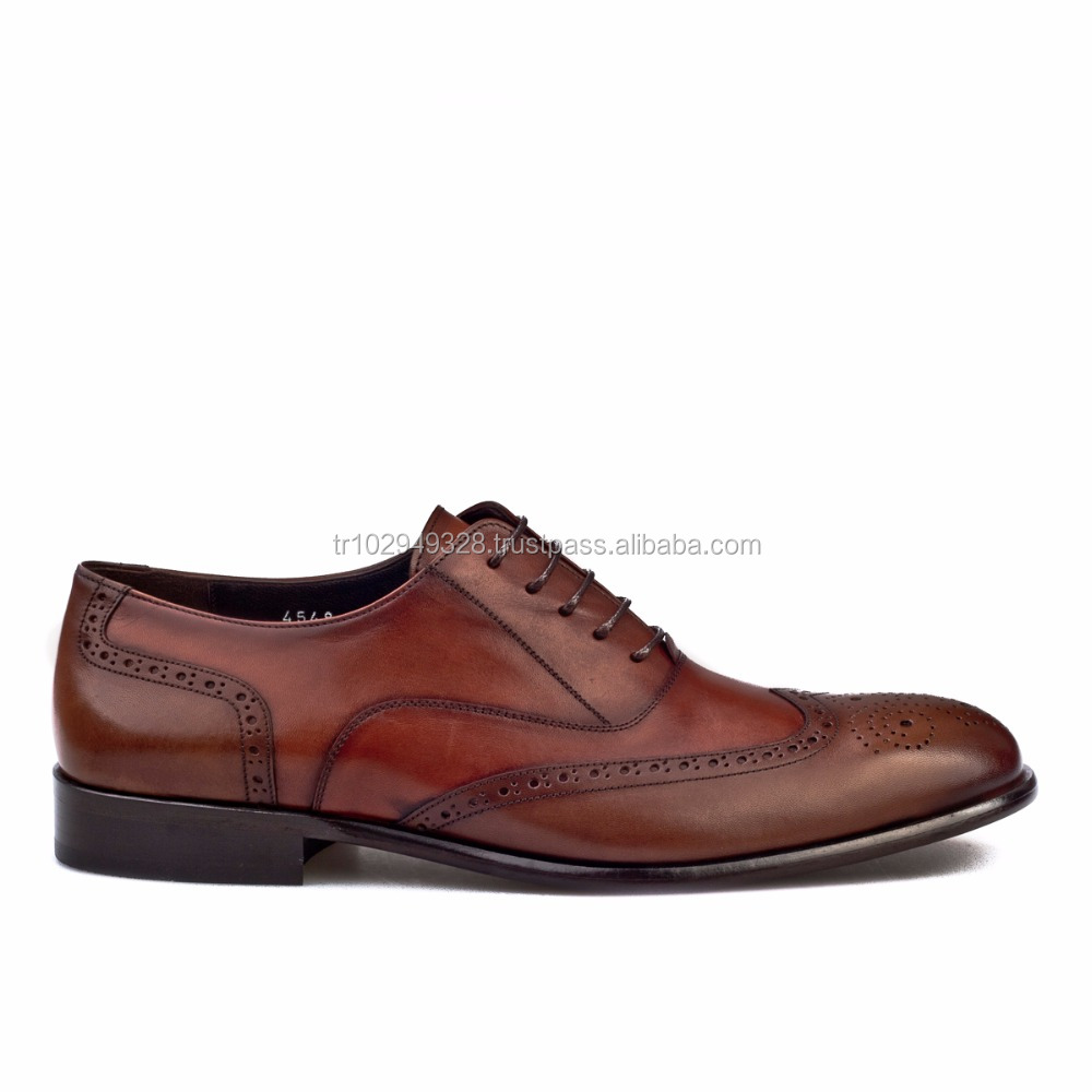 4548 Oxford Men Shoes Leather Dress wq4BIIA