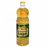 Refined deodorized Soybean oil 1L bottle