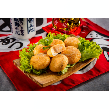 Cheese Fish Tofu Fish Ball Seafood Product