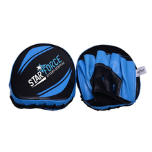Hoge kwaliteit Gebogen Punch Mitts Focus Pads custom logo boksen mitts focus mitts voor training focus pads Kicking pad