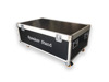 Aluminium flight case for speaker stand with high quality